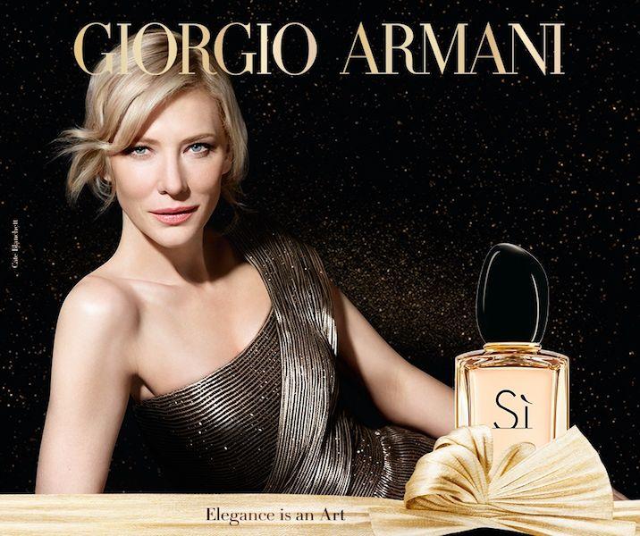 Giorgio Armani – Parfum Sì Noël 2016 - image 1