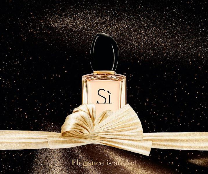 Giorgio Armani – Parfum Sì Noël 2016 - image 2