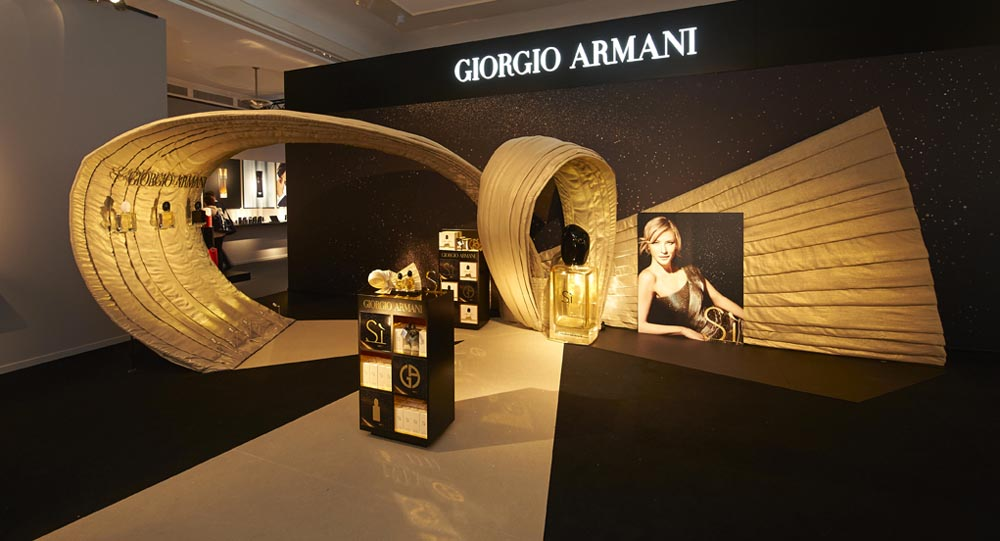 Giorgio Armani - L'Oreal International Event - Maison de la Chimie - image 1
